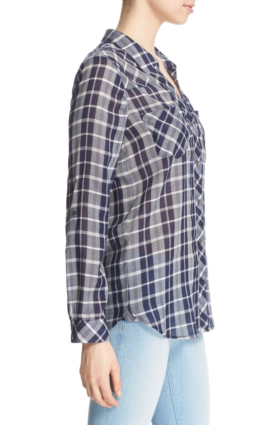 Alternate Image 3  - Soft Joie 'Daesha' Plaid Shirt