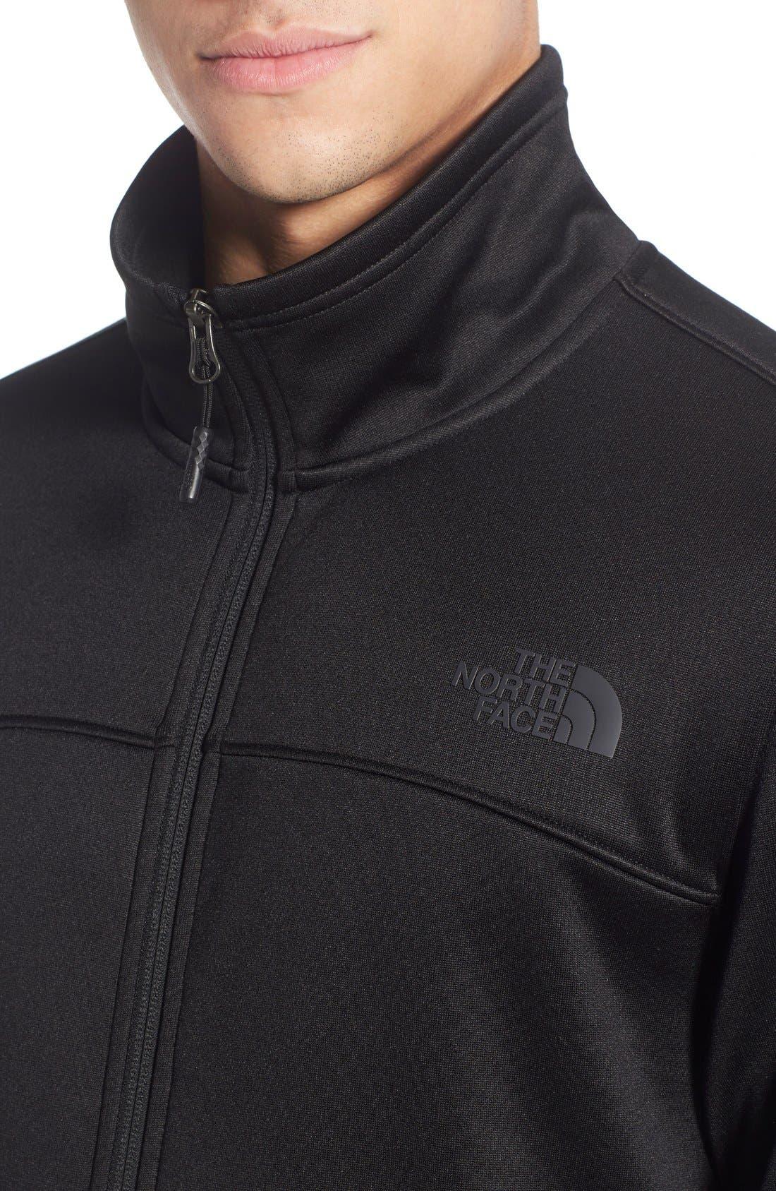 Alternate Image 4  - The North Face 'Momentum' Fleece Jacket