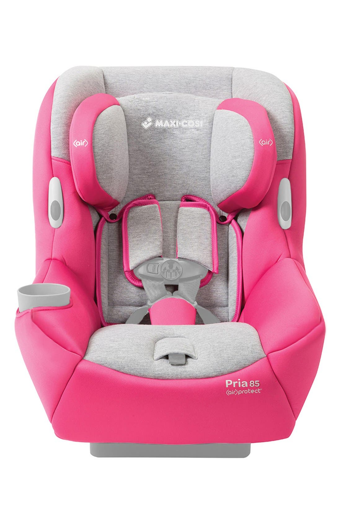 Seat Pad Fashion Kit for Pria<sup>™</sup> 85 Car Seat,                             Main thumbnail 1, color,                             Passionate Pink