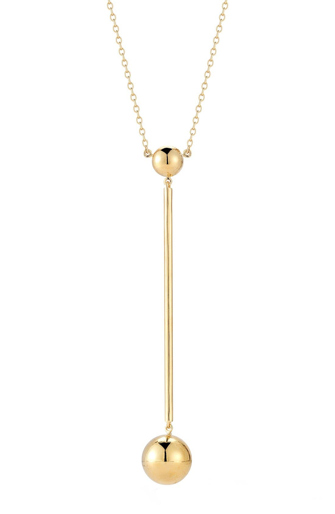 ELIZABETH AND JAMES Esser Pendant Necklace