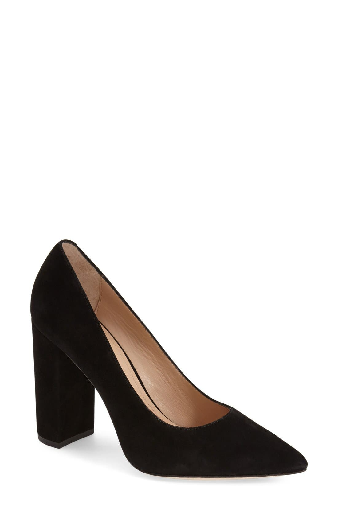Alternate Image 1 Selected - Pour la Victoire 'Celina' Pointy Toe Pump (Women)