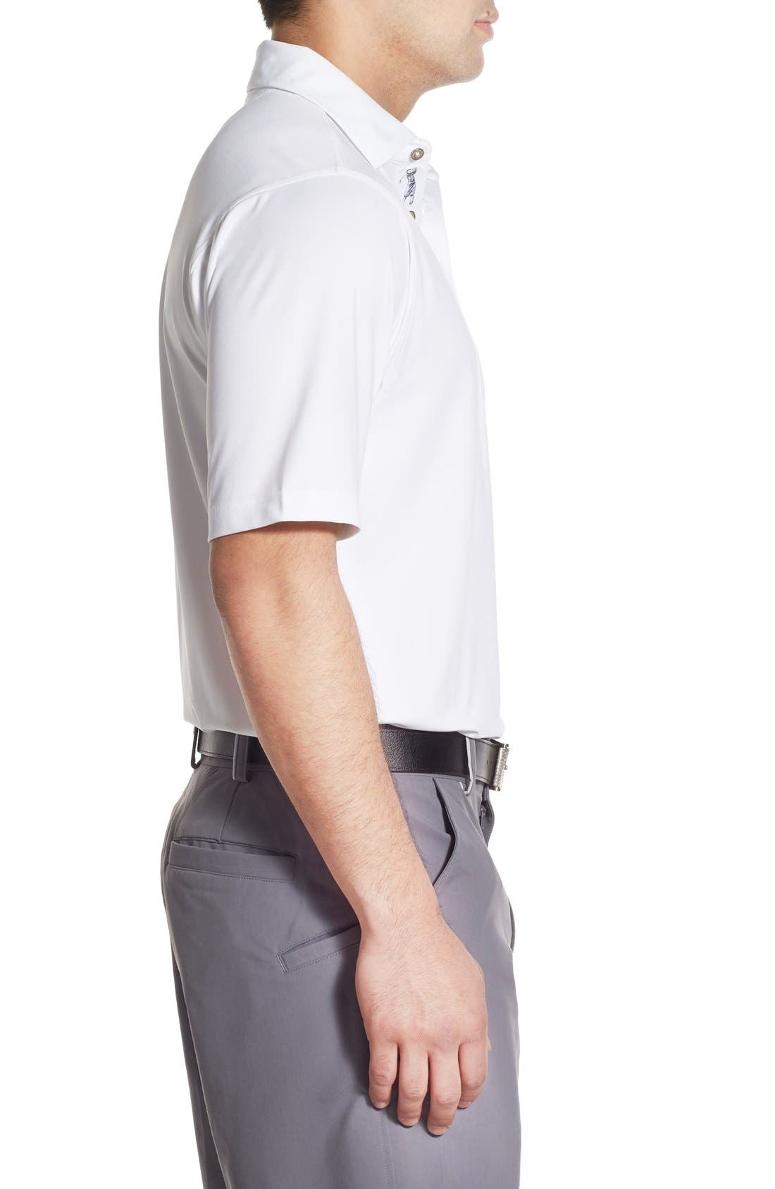 Alternate Image 3  - Bobby Jones XH20 Regular Fit Stretch Golf Polo