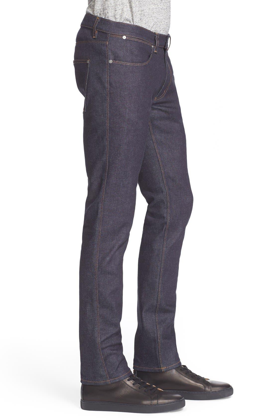 Alternate Image 3  - ACNE Studios 'Max' Slim Straight Leg Jeans