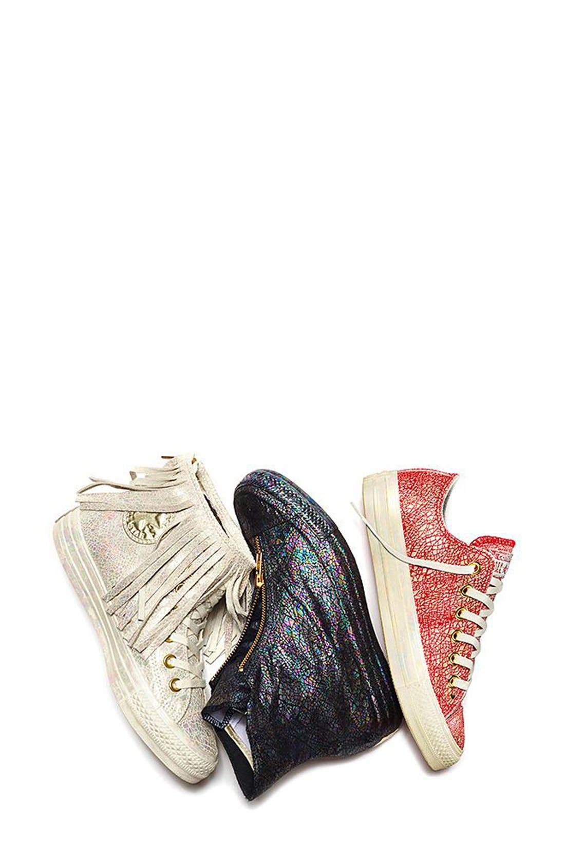 Alternate Image 5  - Converse Chuck Taylor® All Star® 'Oil Slick Shroud' High Top Sneaker (Women)