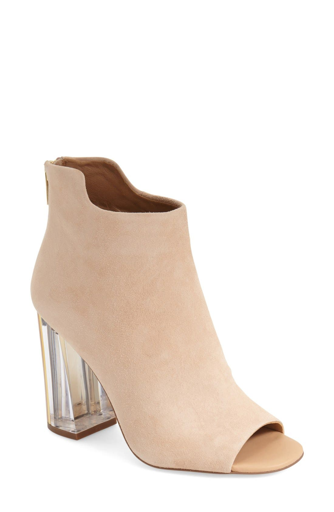 Alternate Image 1 Selected - Calvin Klein 'Lulah' Bootie (Women)