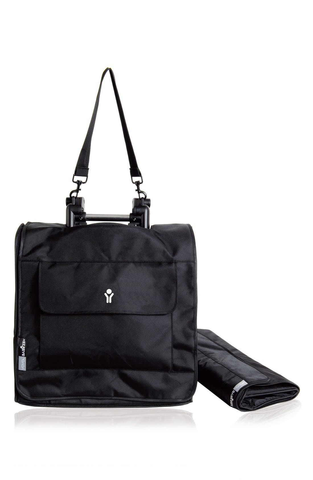 'YOYO' Stroller Travel Bag,                             Main thumbnail 1, color,                             Black