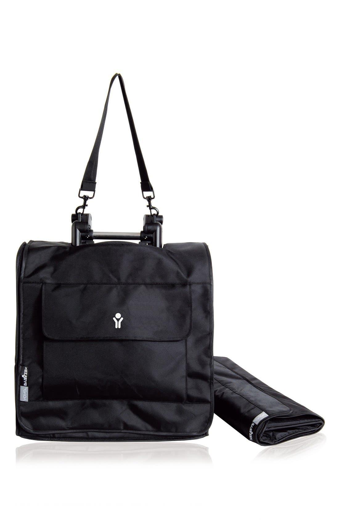 'YOYO' Stroller Travel Bag,                         Main,                         color, Black