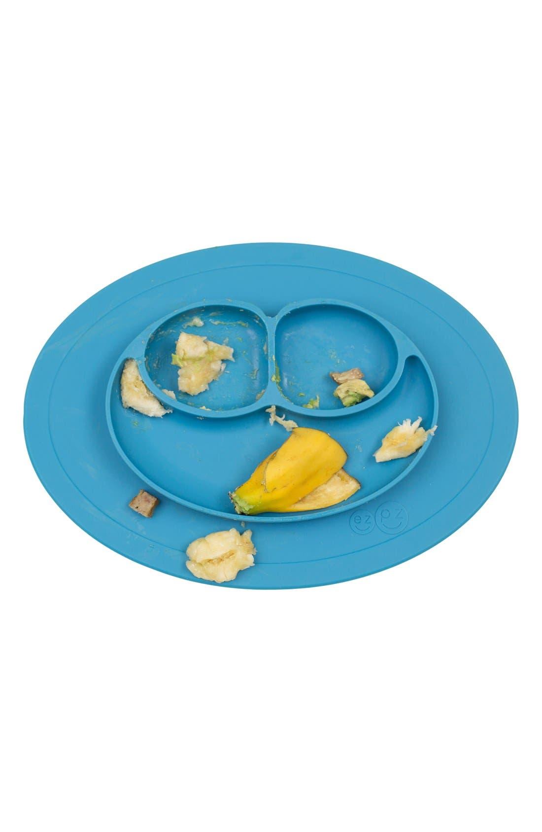 Alternate Image 4  - ezpz 'Mini Mat' Silicone Feeding Mat