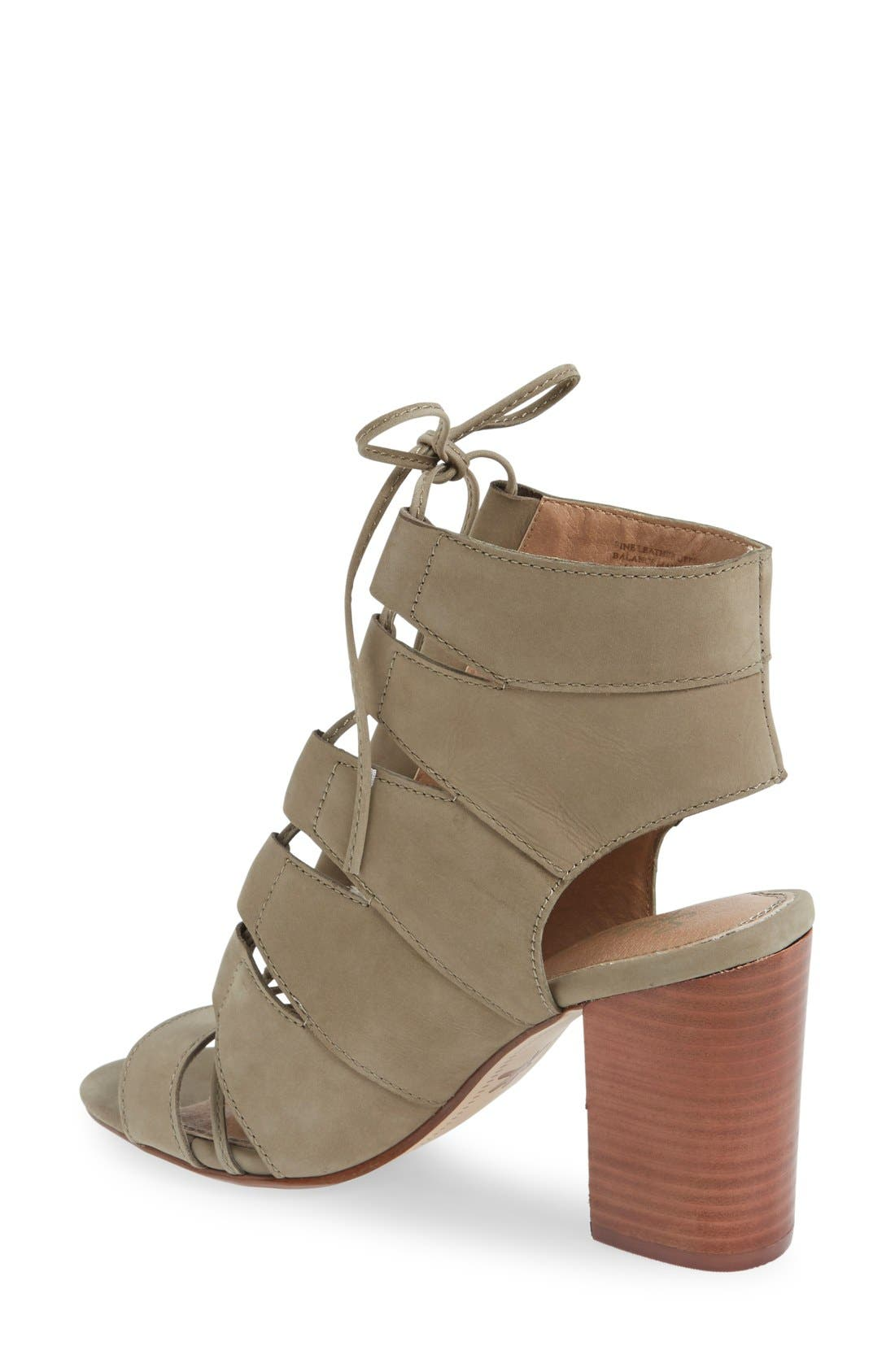 Alternate Image 2  - Splendid 'Banden' Lace-up Sandal (Women)