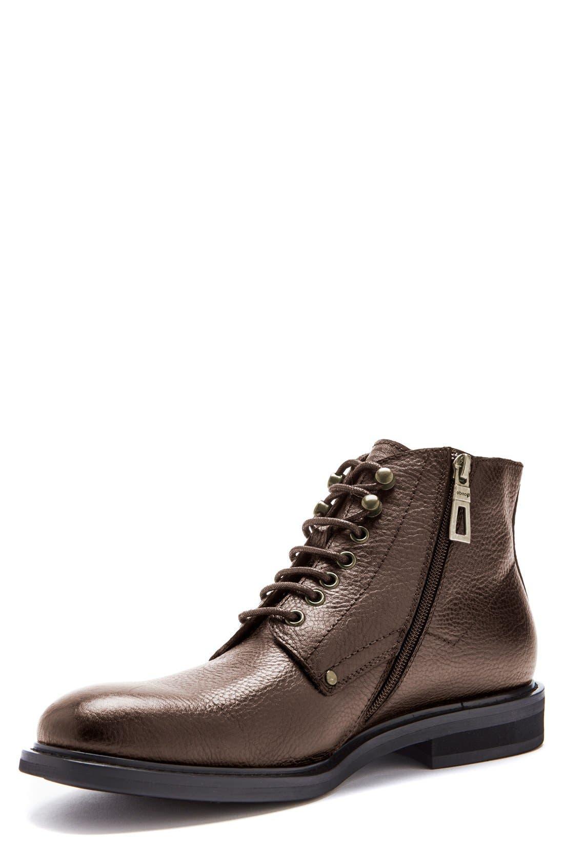 Alternate Image 1 Selected - Blondo 'Float' Waterproof Plain Toe Boot (Men)