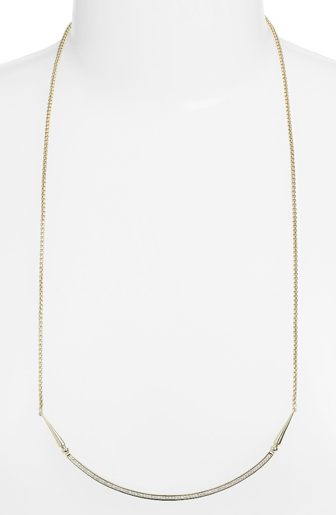 Main Image - Kendra Scott 'Scottie' Pendant Necklace
