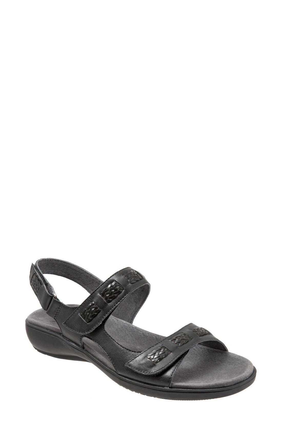 Alternate Image 1 Selected - Trotters 'Kip' Sandal (Women)