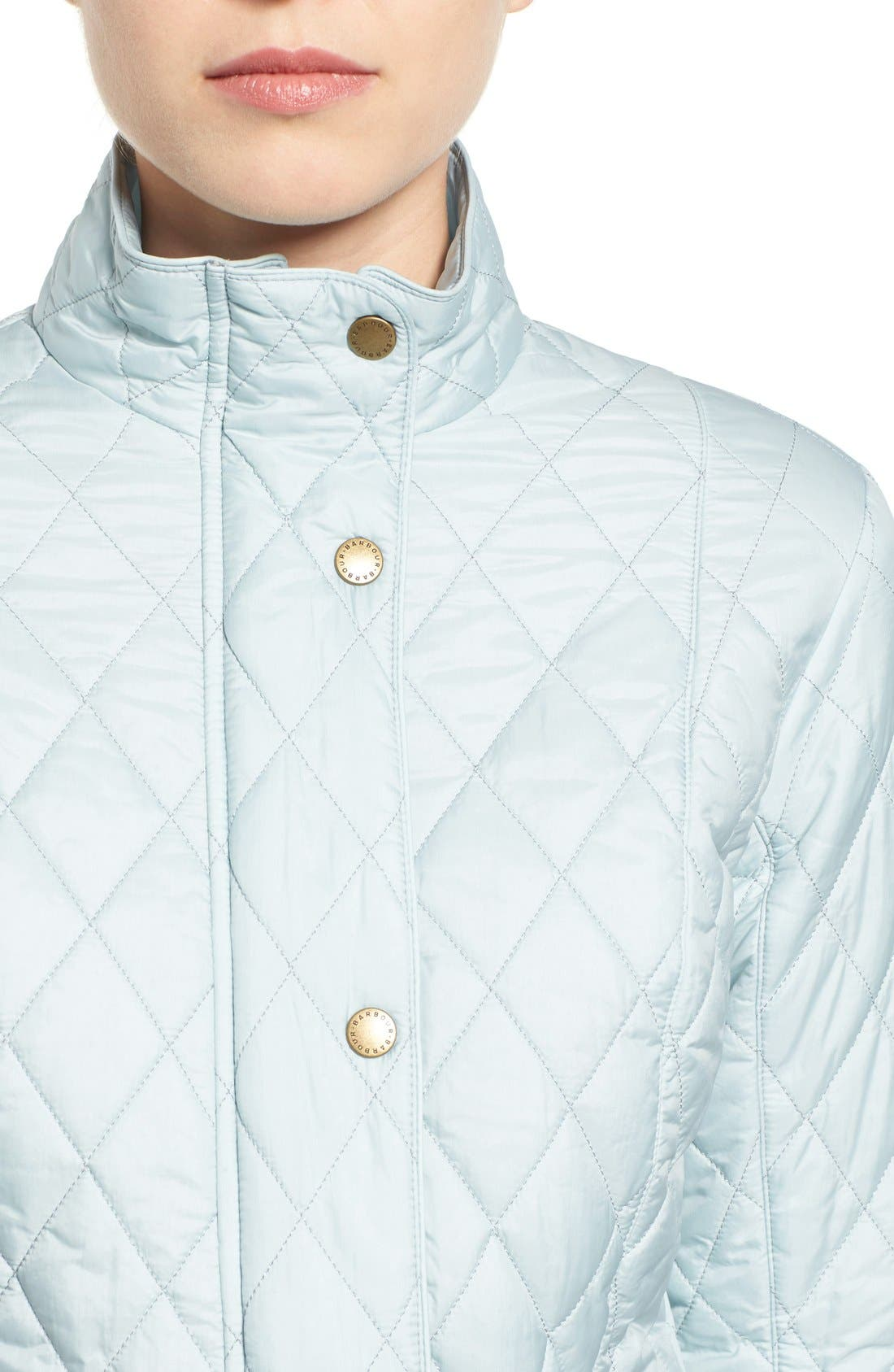 Alternate Image 4  - Barbour 'Flyweight Cavalry' Quilted Jacket