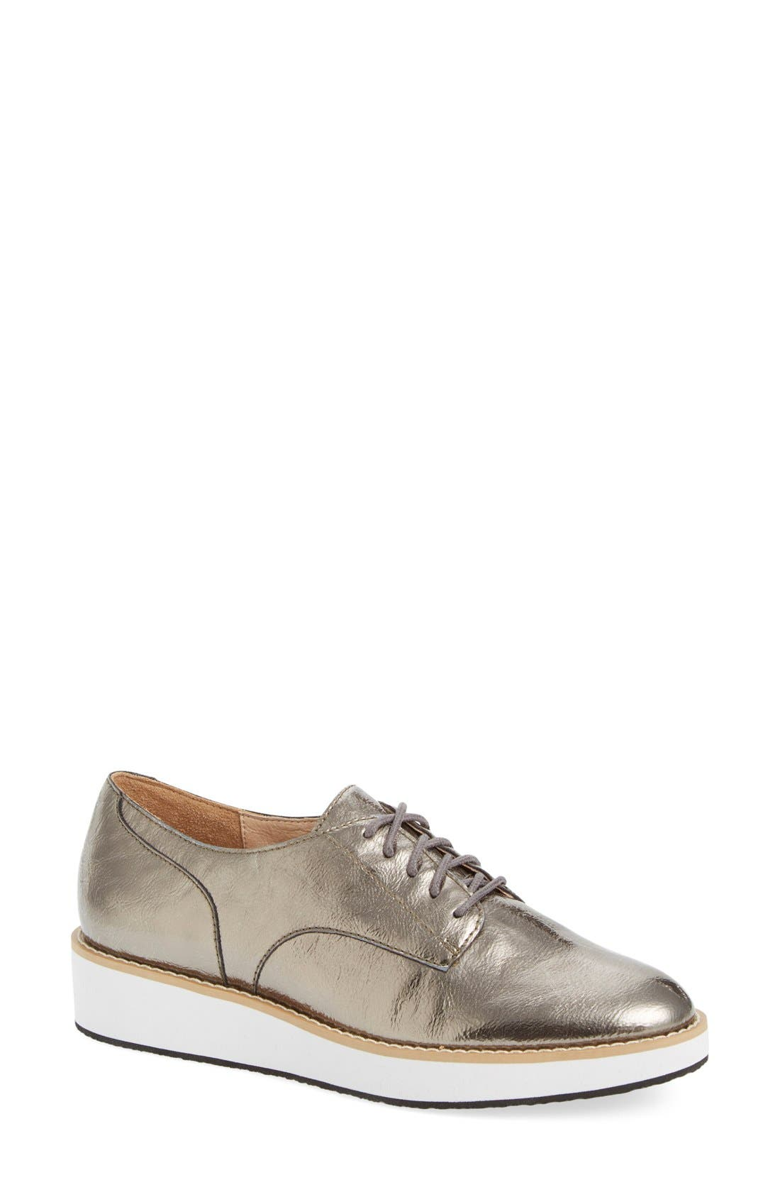 'Raant' Oxford,                         Main,                         color, Pewter
