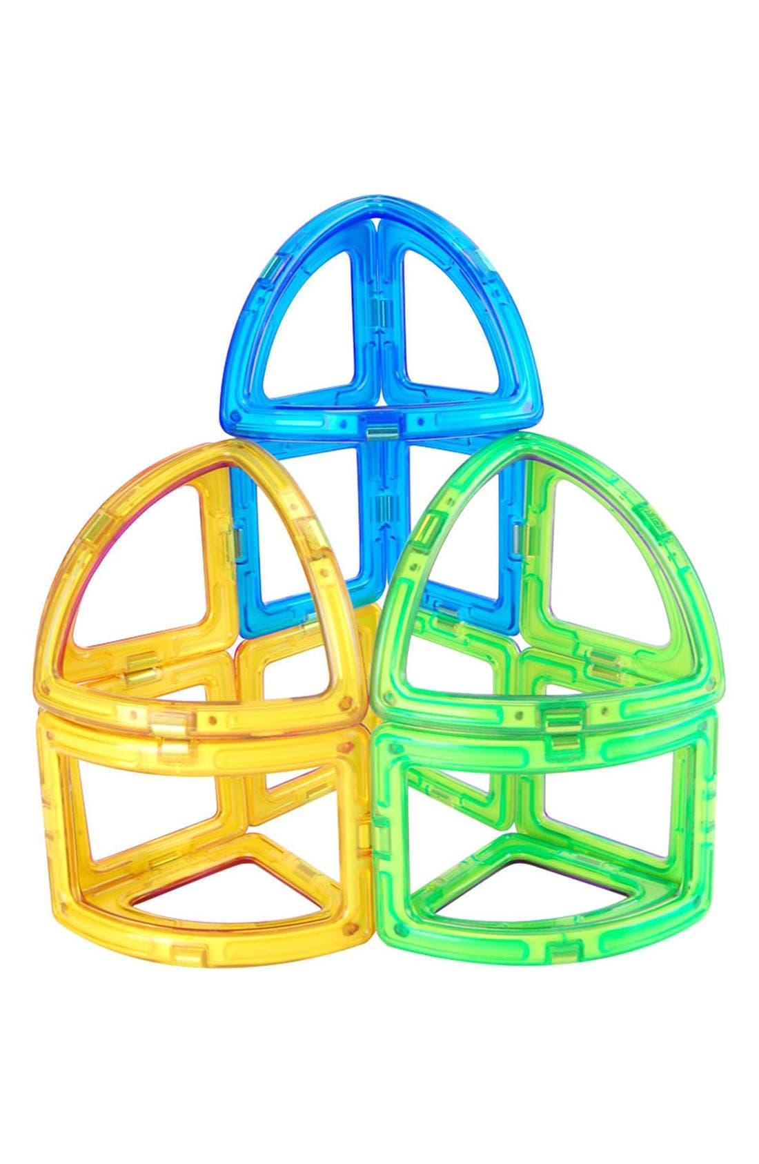 'Creator - Unique' Magnetic 3D Construction Set,                             Alternate thumbnail 7, color,                             Rainbow