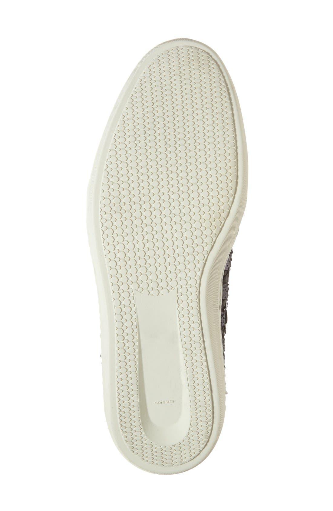 Alternate Image 4  - Mezlan 'Colonia' High Top Sneaker (Men)