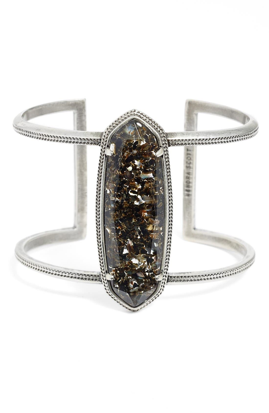 Alternate Image 1 Selected - Kendra Scott 'Lawson' Openwork Wrist Cuff