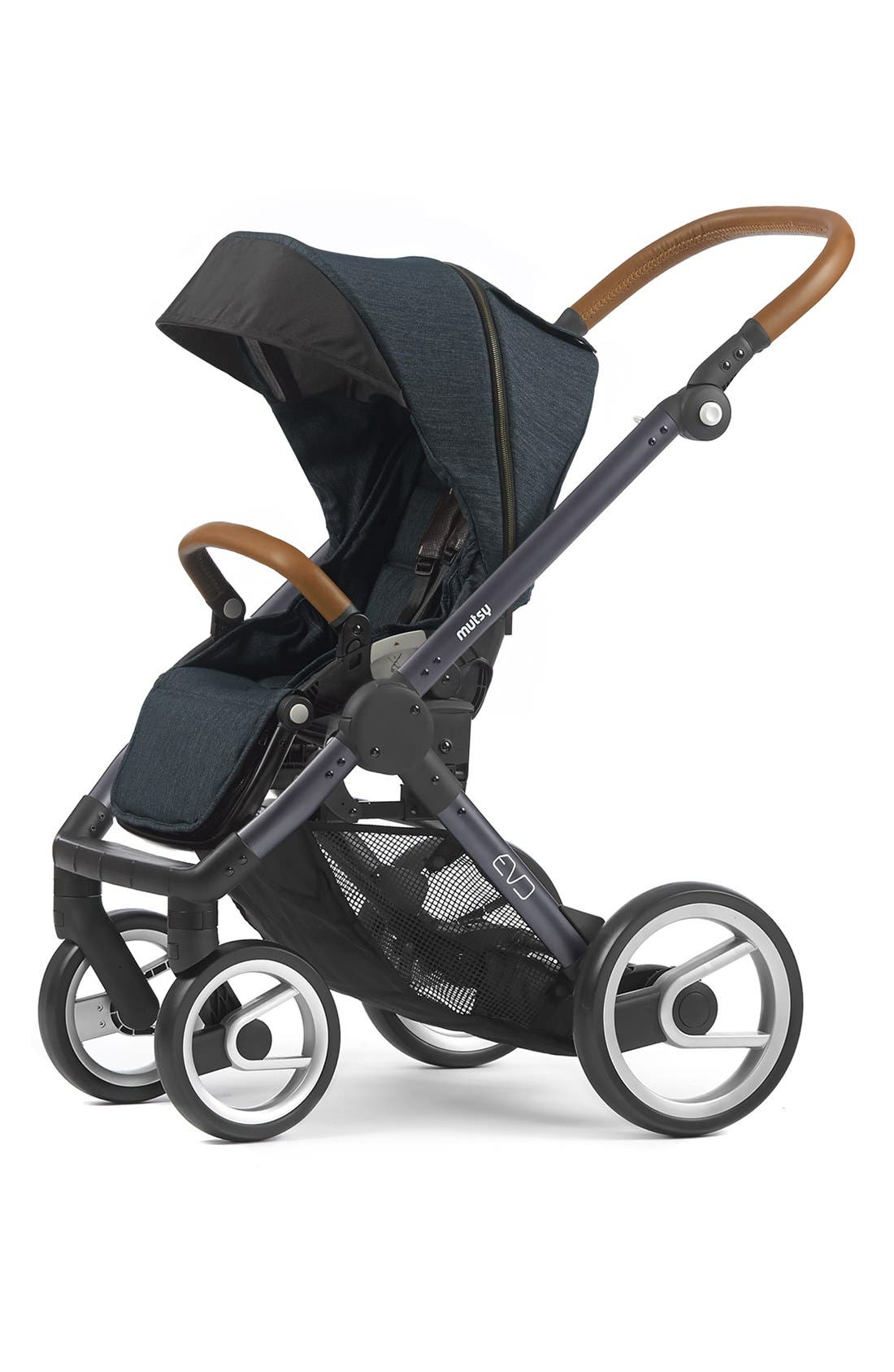 Mutsy Evo - Industrial Stroller