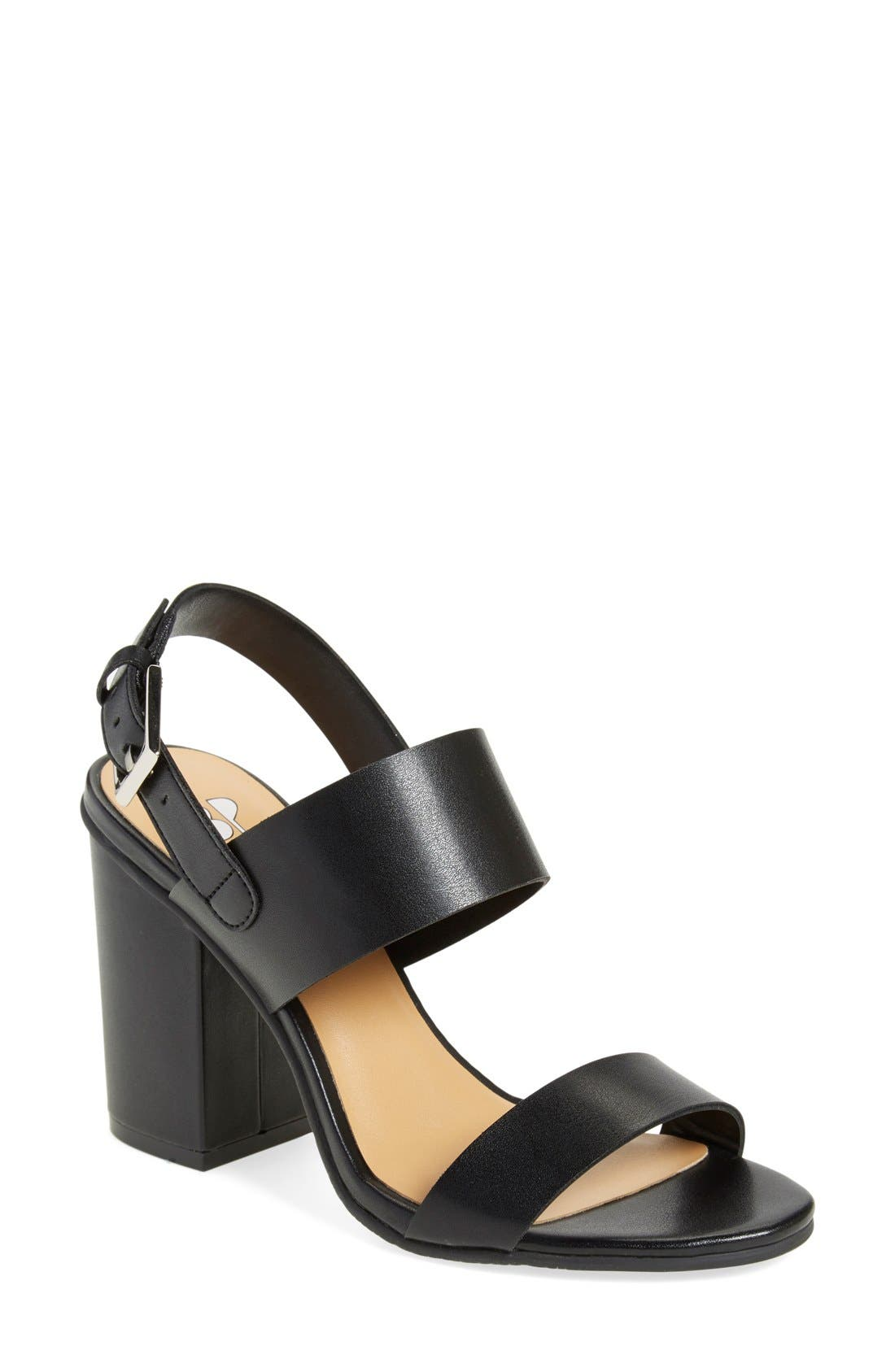 Alternate Image 1 Selected - BP. 'Truce City' Block Heel Sandal (Women)