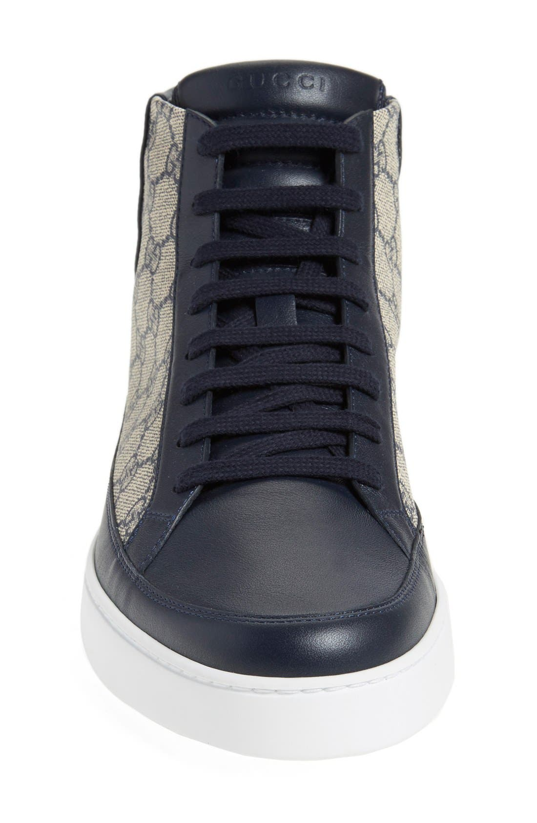 Alternate Image 3  - Gucci 'Common' High Top Sneaker (Men)