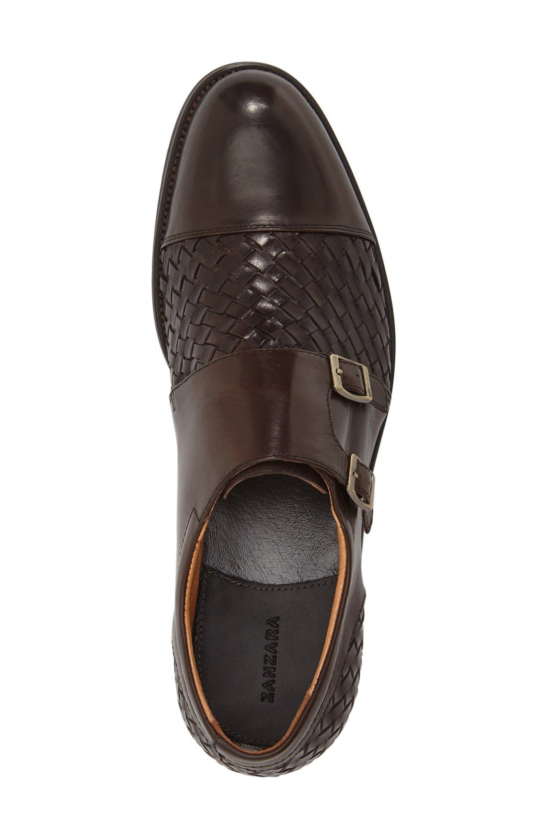 Alternate Image 3  - Zanzara 'Mahler' Monk Strap Shoe (Men)