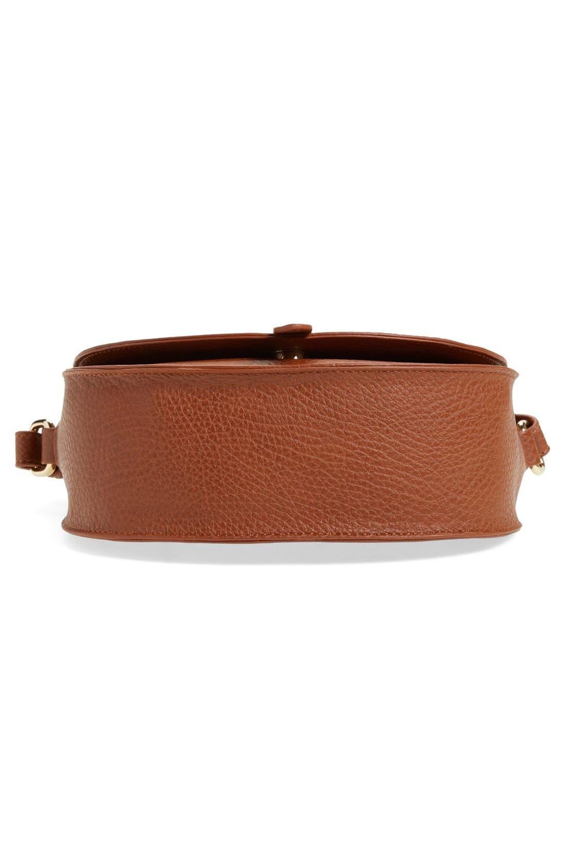 Alternate Image 6  - BP. Faux Leather Saddle Crossbody Bag