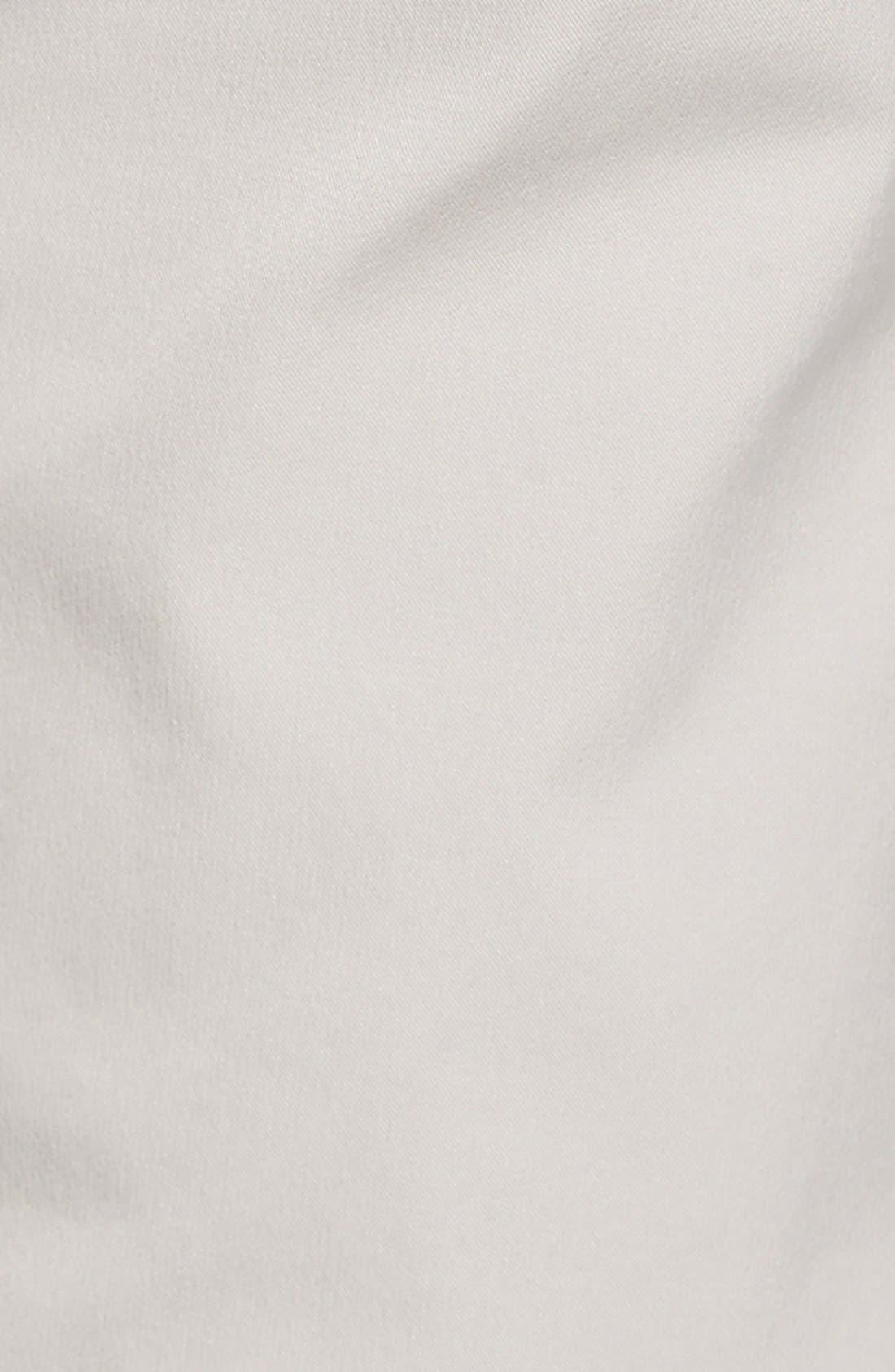 'Zaine Neoteric' Slim Fit Pants,                             Alternate thumbnail 5, color,                             Winter Sky