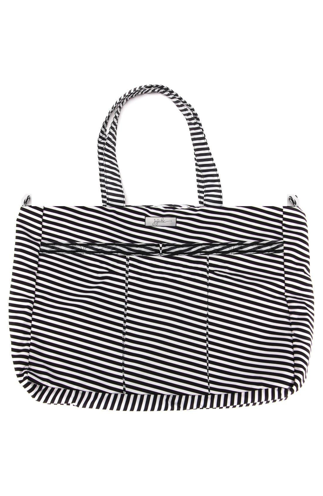 Main Image - Ju-Ju-Be 'Super Be - Onyx Collection' Diaper Bag