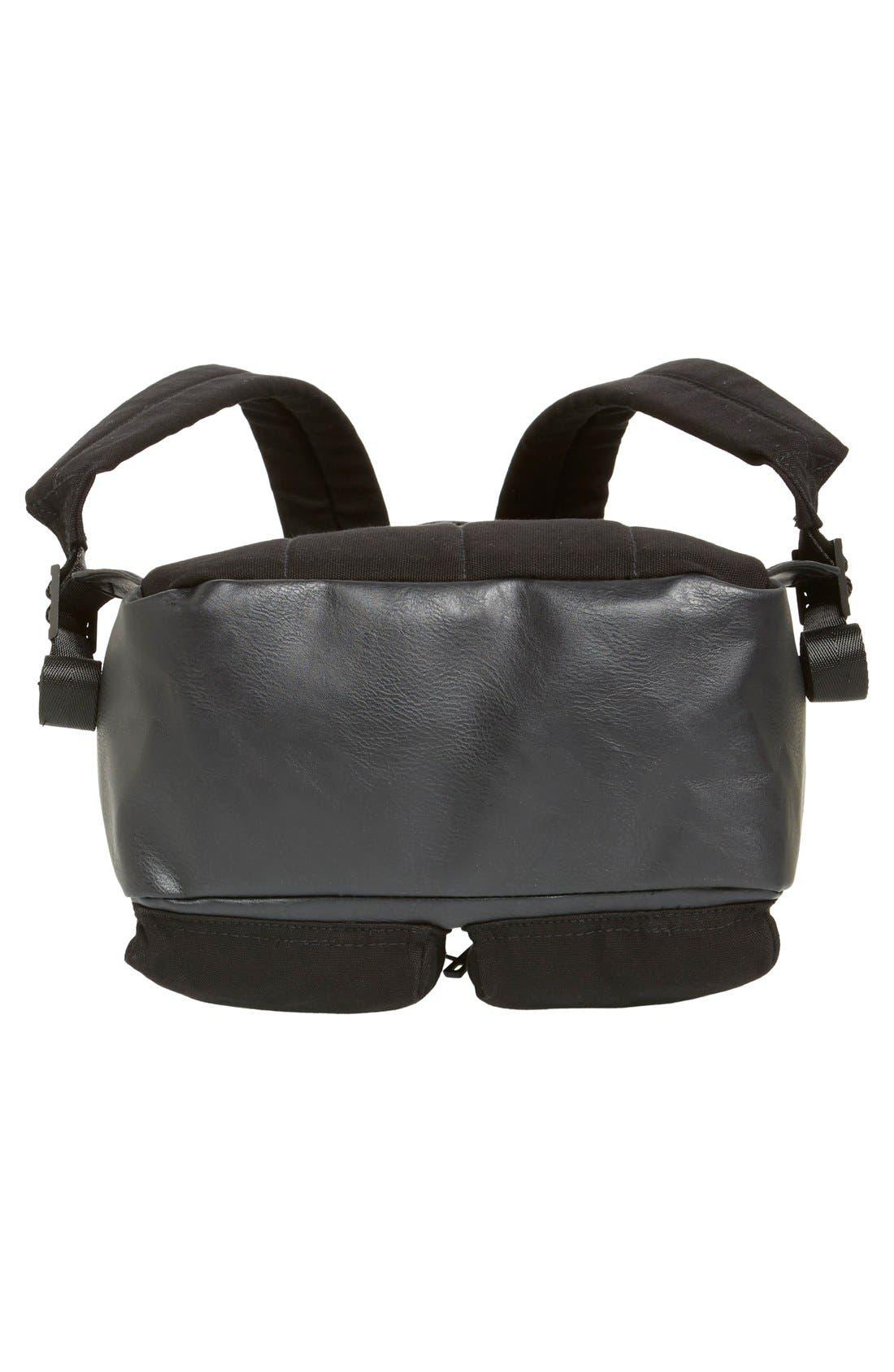 Alternate Image 6  - Topman Canvas Backpack