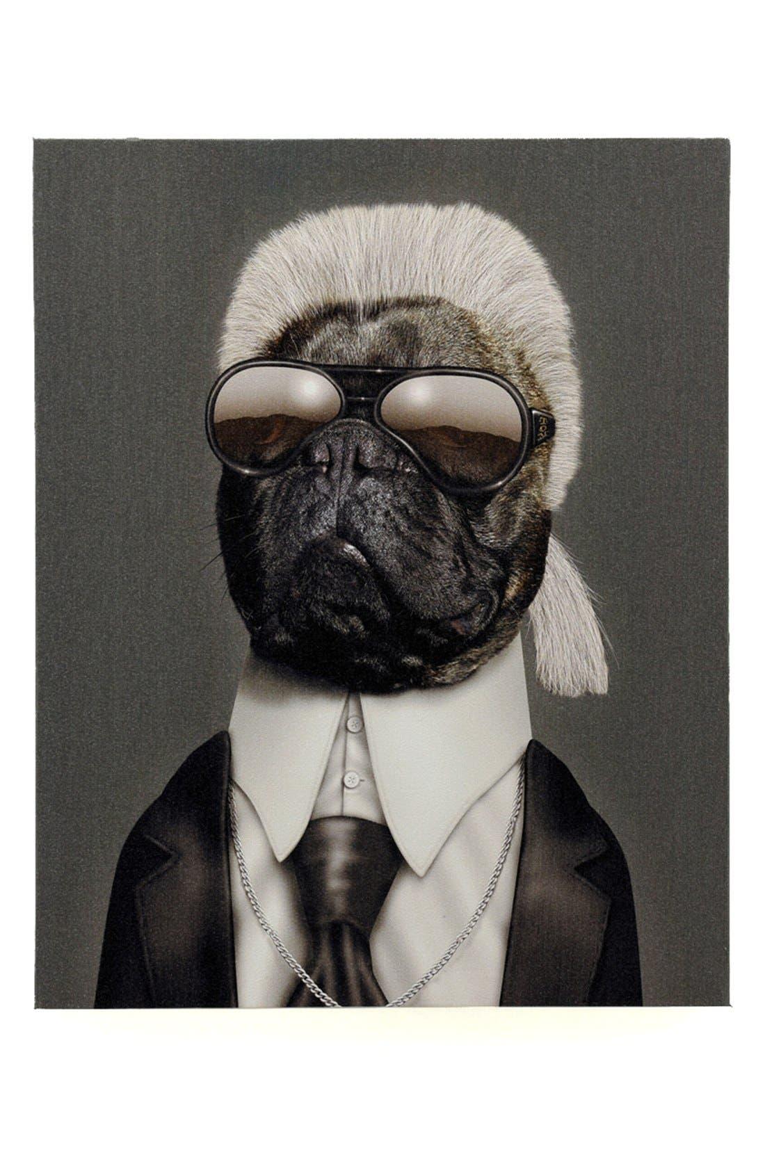 Main Image - Empire Art Direct 'Pets Rock™ - Fashion' Giclée Wall Art