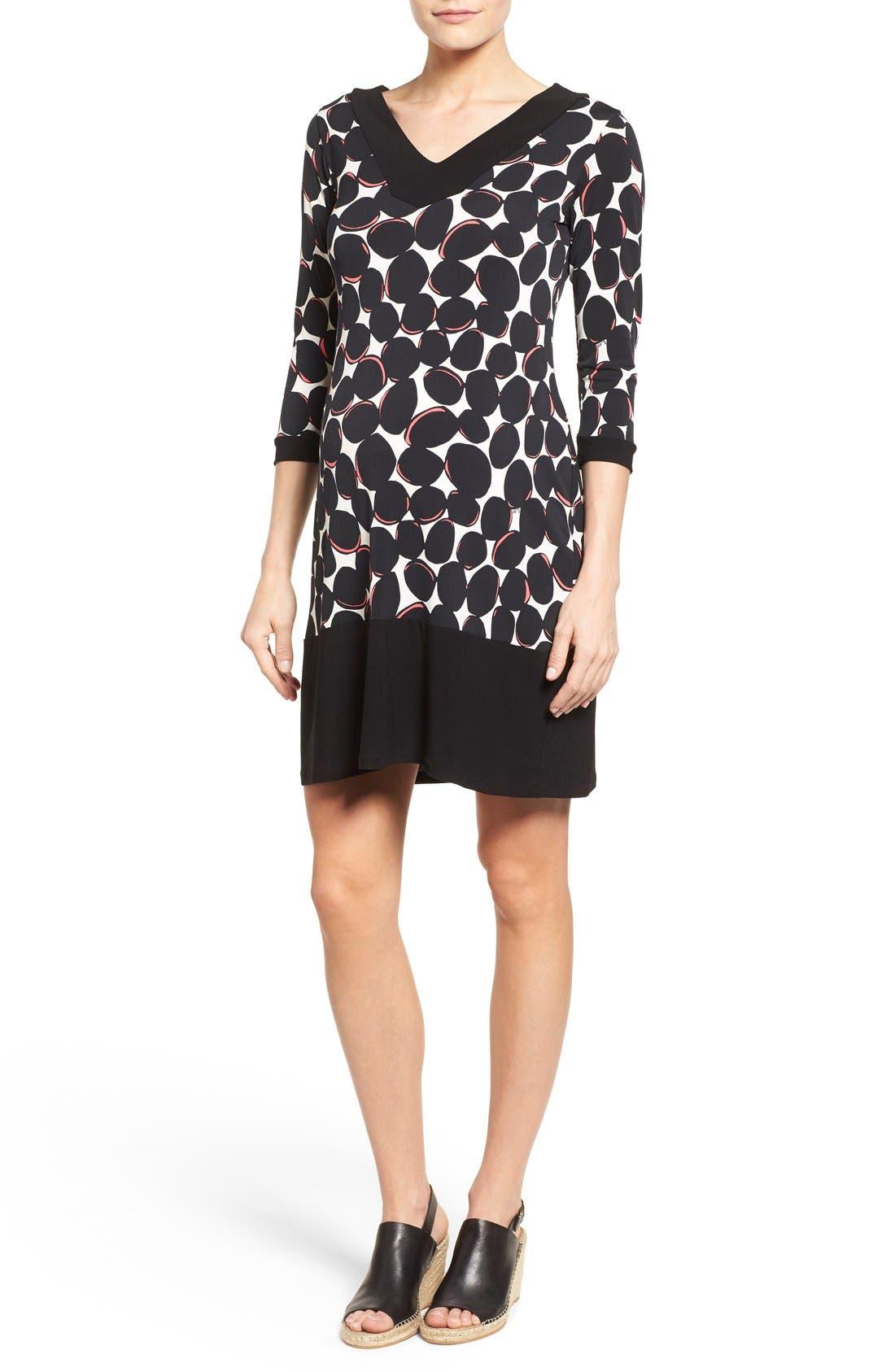 'OLIVIA' MATERNITY DRESS