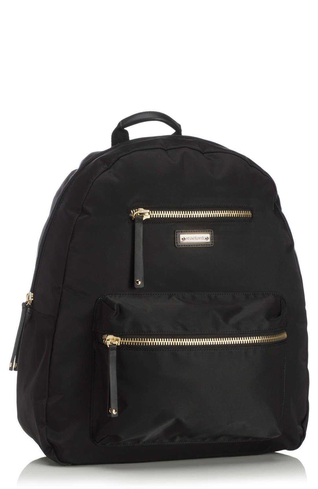 Storksak 'Charlie' Backpack Diaper Bag