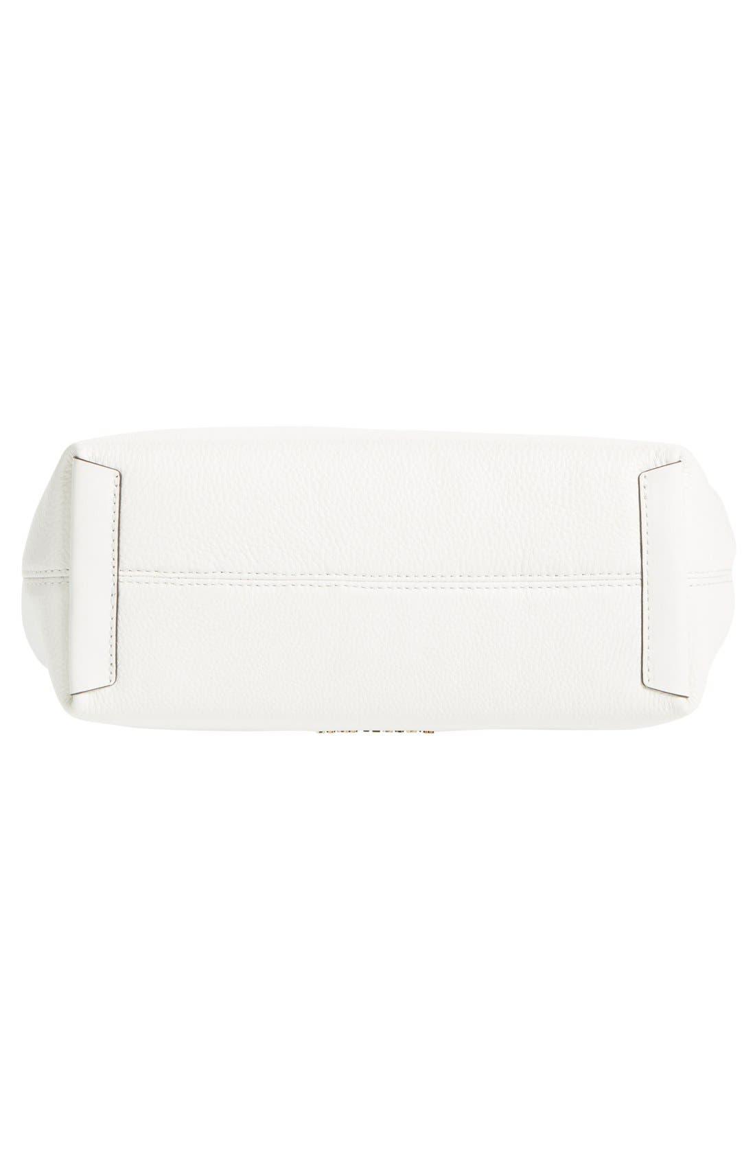Alternate Image 6  - MICHAEL Michael Kors 'Medium Isabella' Convertible Leather Shoulder Bag