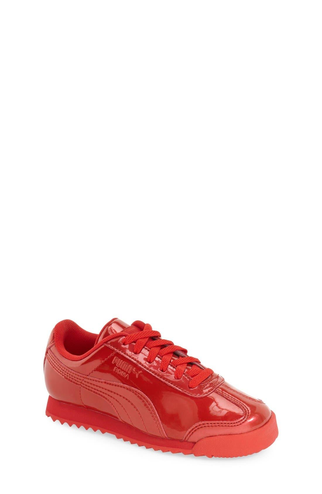 Alternate Image 1 Selected - PUMA 'Roma' Sneaker (Toddler, Little Kid & Big Kid)