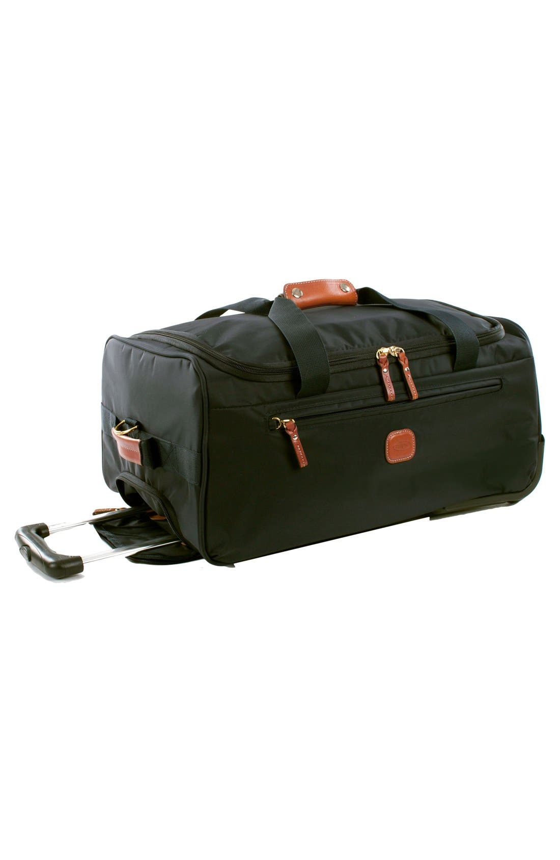 Alternate Image 4  - Bric's X-Bag 21-Inch Rolling Carry-On Duffel Bag