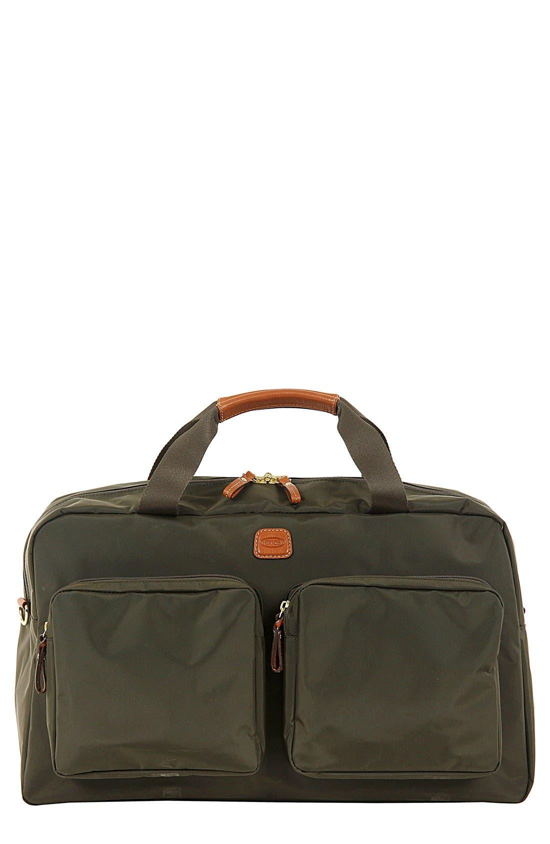 Alternate Image 1 Selected - Bric's 'X-Bag Boarding' Duffel Bag