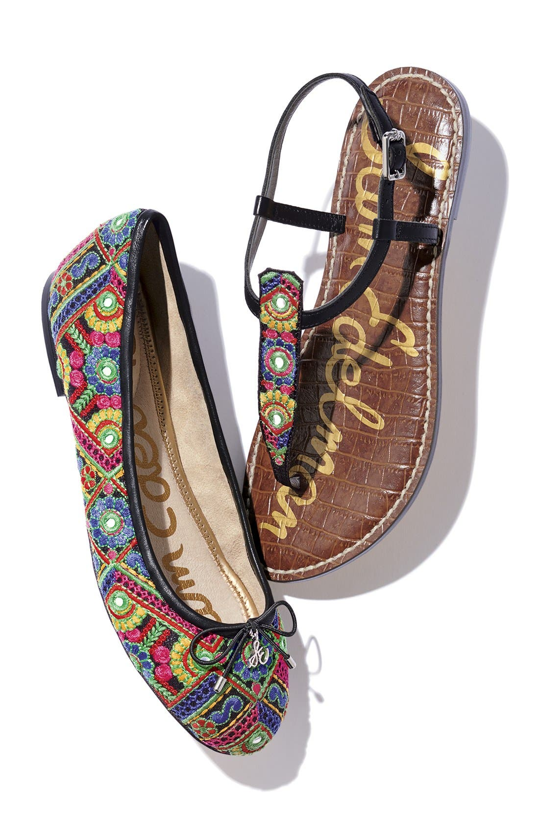Alternate Image 7  - Sam Edelman Gigi Sandal (Women)