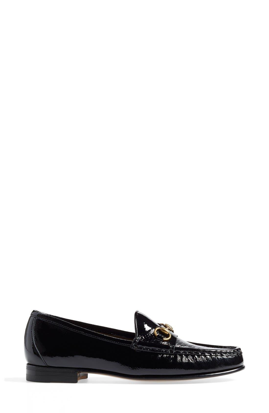 Alternate Image 4  - Gucci 'Frame' Loafer (Women)