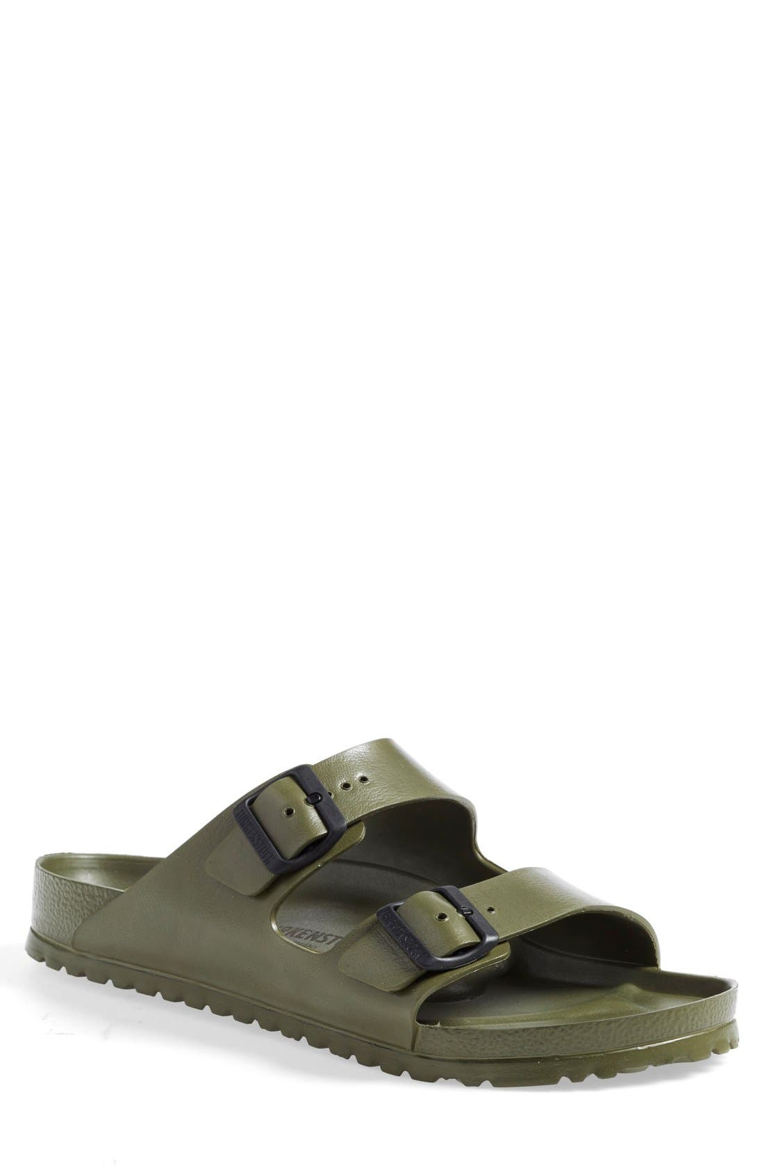 Alternate Image 1 Selected - Birkenstock 'Essentials - Arizona EVA' Waterproof Slide Sandal (Men)