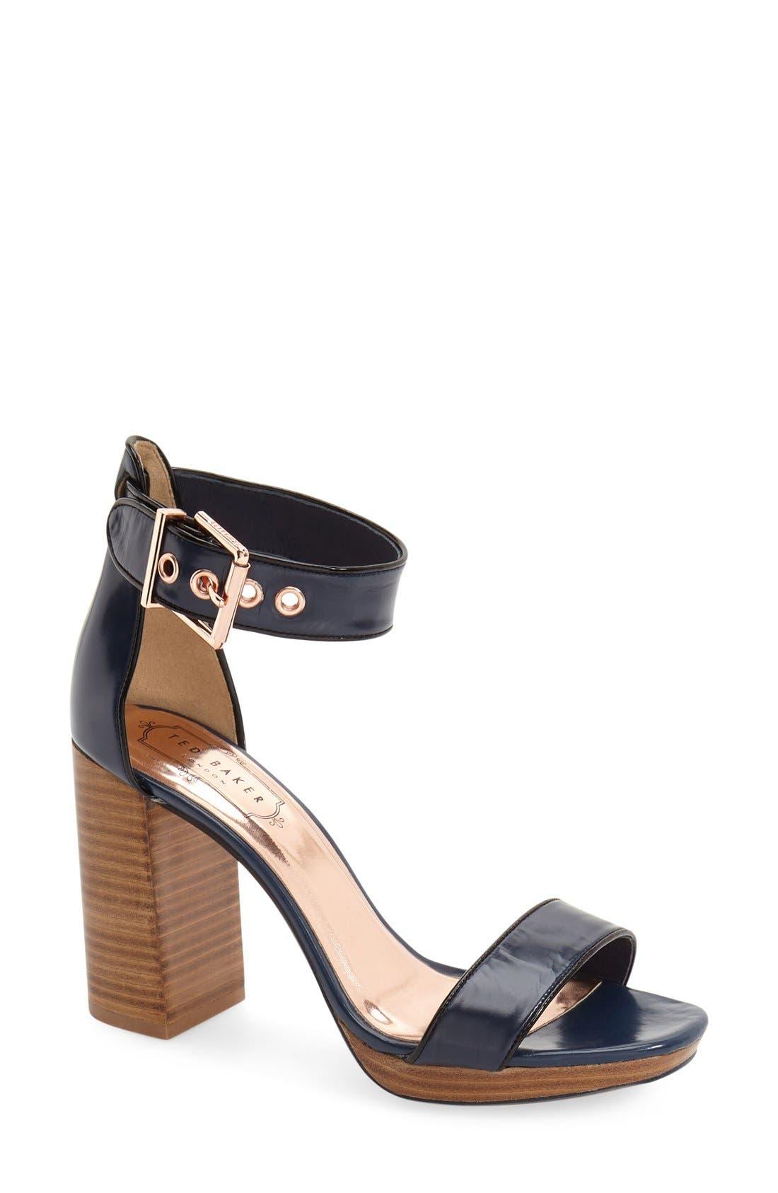 Alternate Image 1 Selected - Ted Baker London 'Lorno' Sandal (Women)