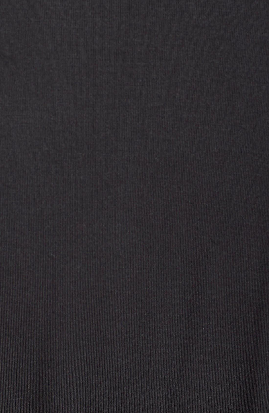 Alternate Image 5  - Nordstrom Lingerie 'Moonlight' Jersey Robe