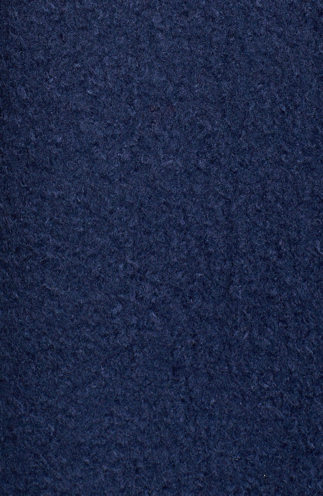 Textured Long Coat,                             Alternate thumbnail 6, color,                             Evening Blue