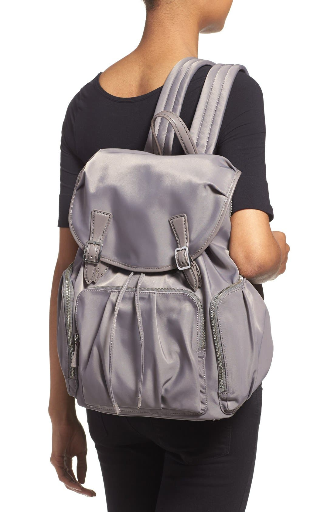 Alternate Image 2  - MZ Wallace 'Cece' Bedford Nylon Backpack