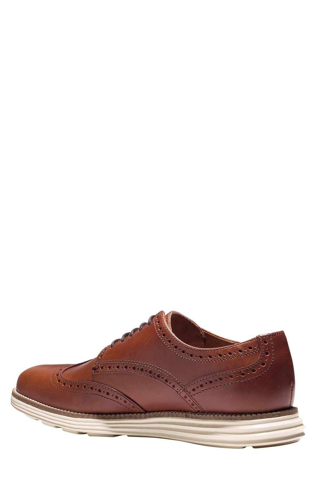 Alternate Image 2  - Cole Haan 'Original Grand' Wingtip (Men)