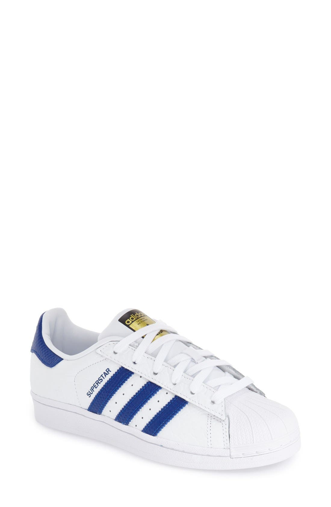 Alternate Image 1 Selected - adidas 'Superstar' Sneaker (Women)