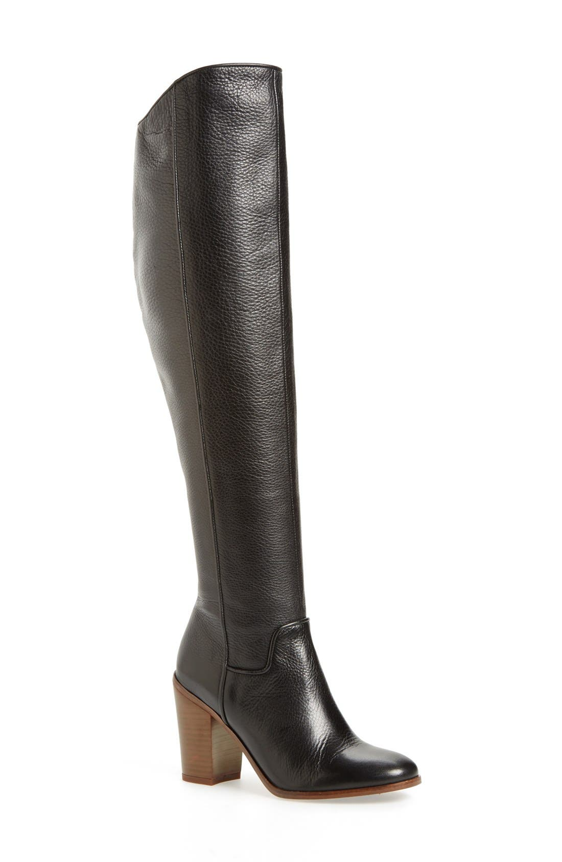 Alternate Image 1 Selected - SARTO by Franco Sarto 'Faye' Over the Knee Boot (Women)