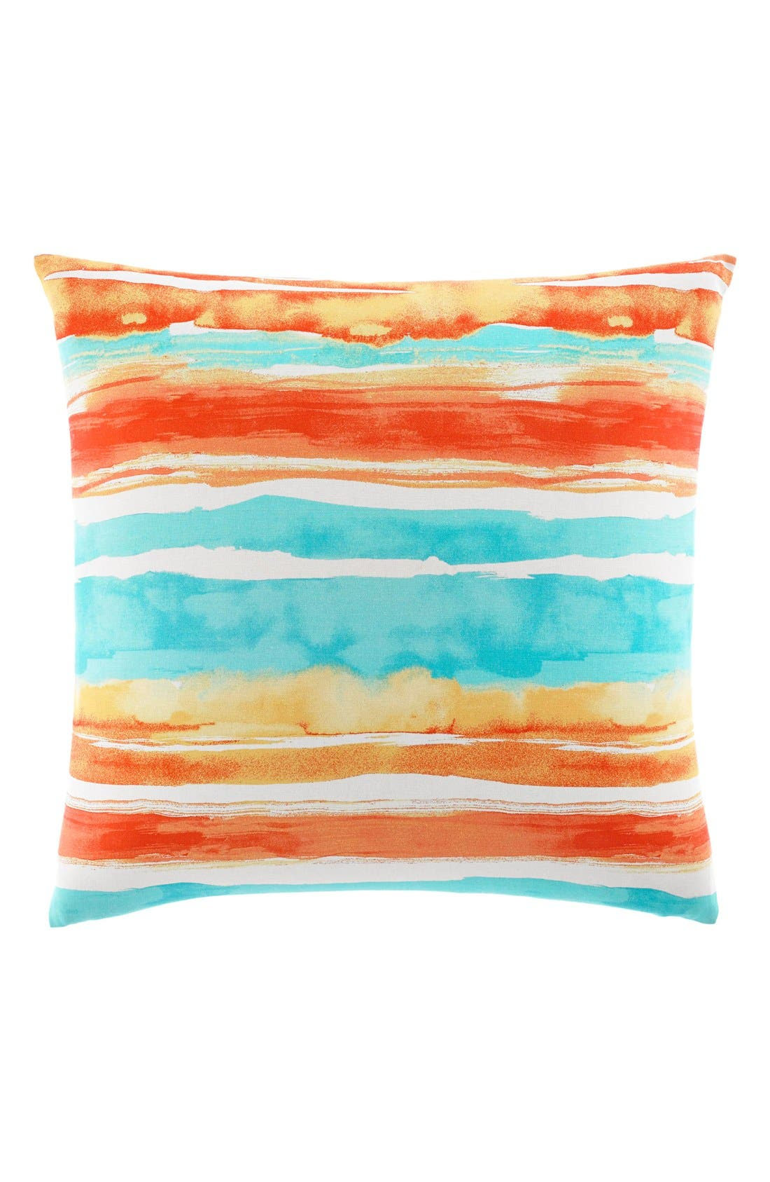 Alternate Image 1 Selected - Tommy Bahama 'Watercolor Stripe' Pillow
