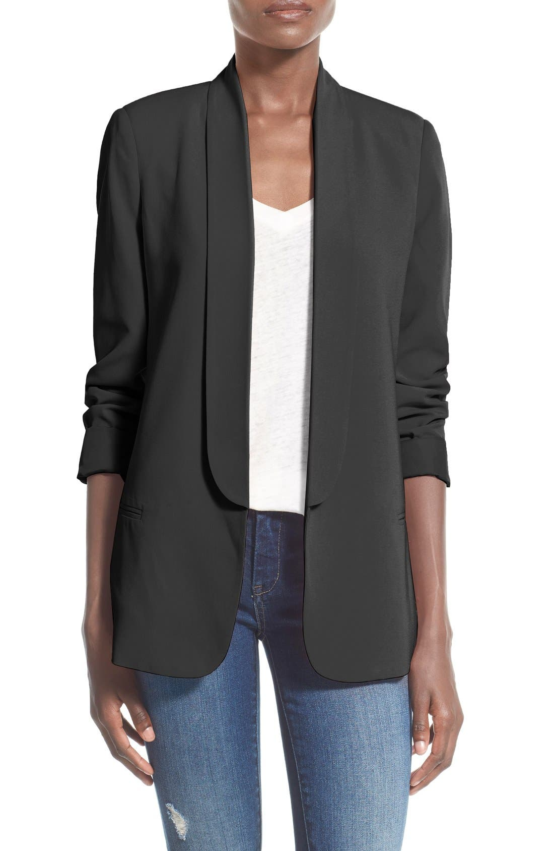 Blazers Wear To Where Looks For Every Occasion Women Nordstrom Elaine Teal Top Leux Studio L