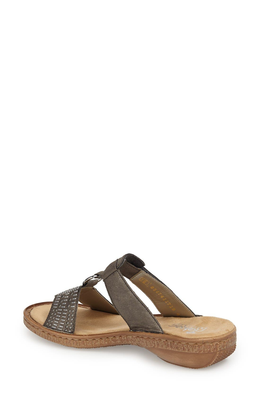 Alternate Image 2  - Rieker Antistress 'Regina' Slide Sandal (Women)
