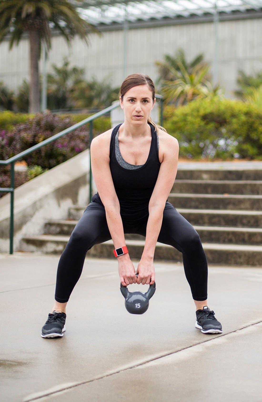 Alternate Image 5  - Fitbit 'Surge' Wireless Fitness Watch